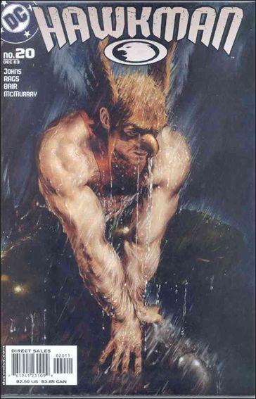 Hawkman (2002) 20-A by DC
