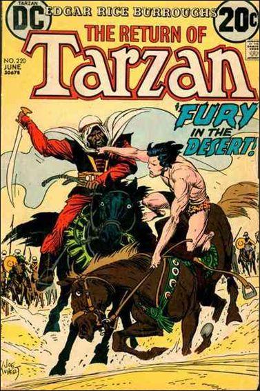 Tarzan (1972) 220-A by DC