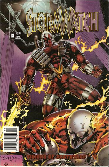StormWatch (1993) 12-B by Image