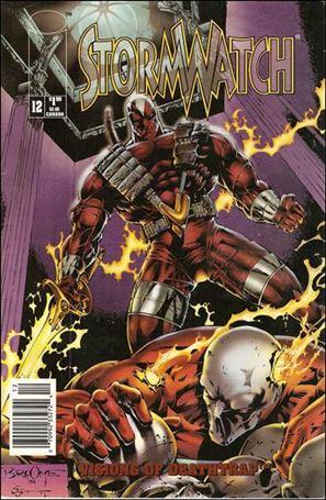 StormWatch (1993) 12-B