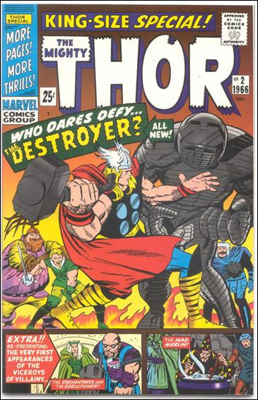 Thor Annual (1966) 2-B by Marvel