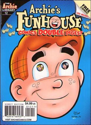 Archie's Funhouse (Comics) Double Digest 12-A