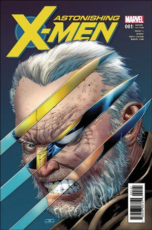 Astonishing X-Men (2017) 1-E