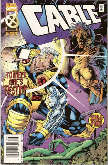 Cable (1993) 23-B by Marvel