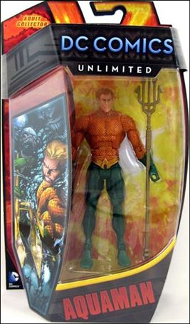 DC Comics Unlimited Aquaman (New 52)