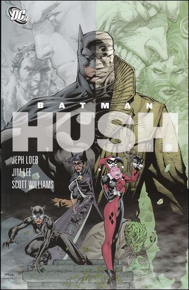 Batman: Hush (2009) 1-B by DC