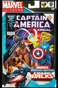 Marvel Universe: Marvel's Greatest Battles (Comic-Packs) Wolverine and Captain America