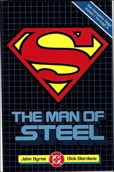 Superman: Man of Steel 1-A by DC