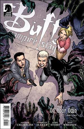 Buffy the Vampire Slayer Season 9 7-B