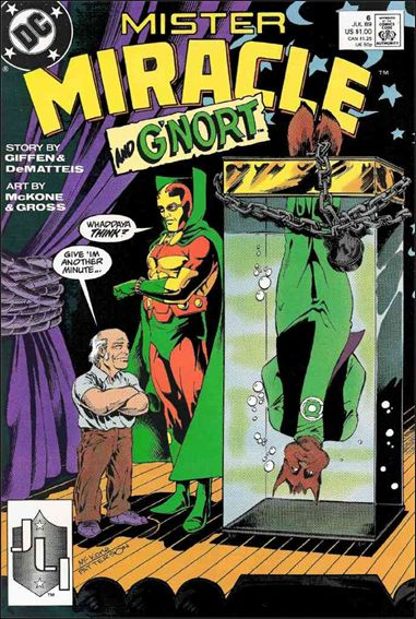 Mister Miracle (1989) 6-A by DC