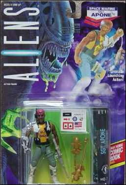 Aliens Sgt. Apone by Kenner