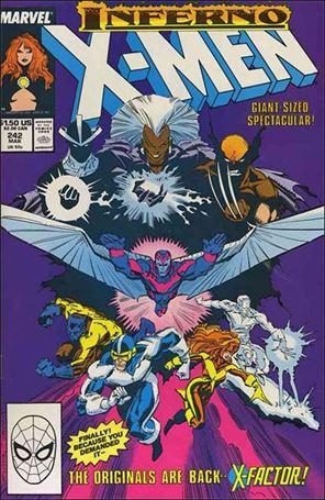 Uncanny X-Men (1981) 242-A