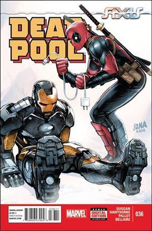 Deadpool (2013) 36-A