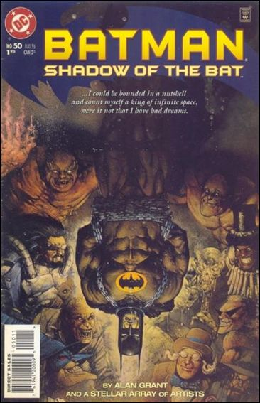 Batman: Shadow of the Bat 50-A by DC