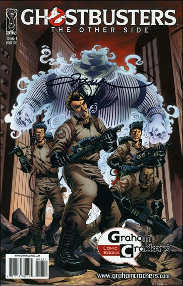 Ghostbusters: The Other Side 1-C by IDW