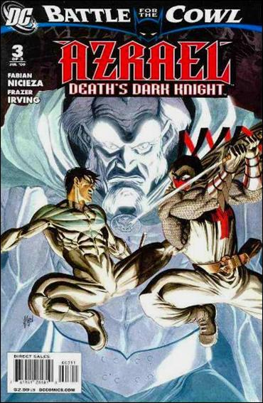 Azrael: Death's Dark Knight 3-A by DC