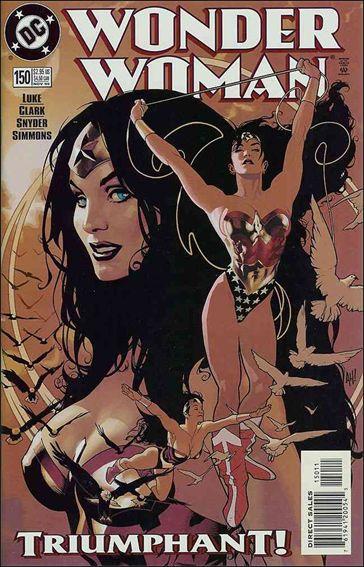 Wonder Woman (1987) 150-A by DC