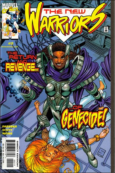 New Warriors (1999) 2-B by Marvel