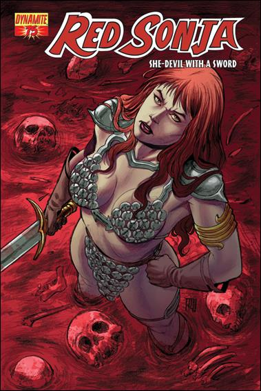 Red Sonja (2005) 75-C by Dynamite Entertainment
