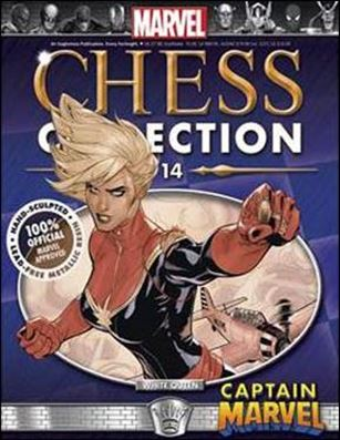 Marvel Chess Collection (UK) 14-A