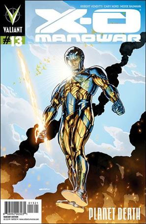 X-O Manowar (2012)  13-B
