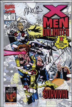 X-Men Unlimited (1993) 1-B