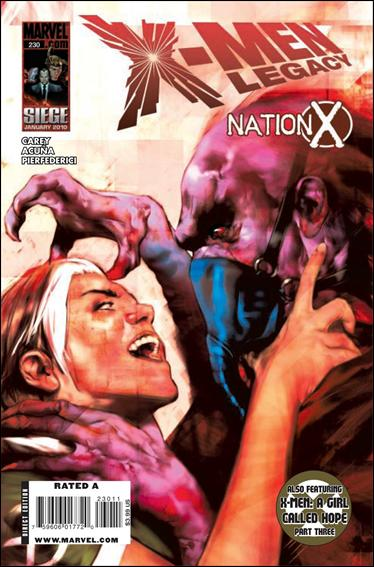 X-Men Legacy (2008) 230-A by Marvel