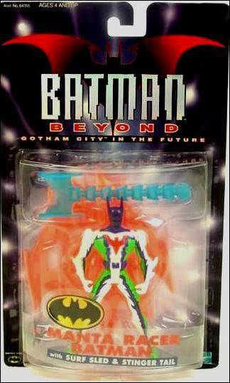 Batman Beyond Manta Racer Batman by Hasbro