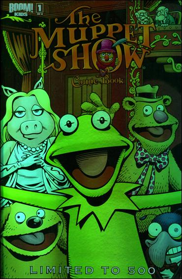 Muppet Show 1-I by Boom! Kids