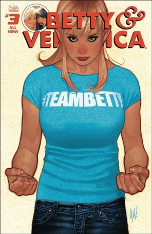 Betty and Veronica (2016) 3-A