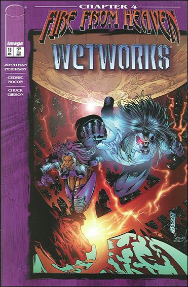 WetWorks (1994) 16-A by Image