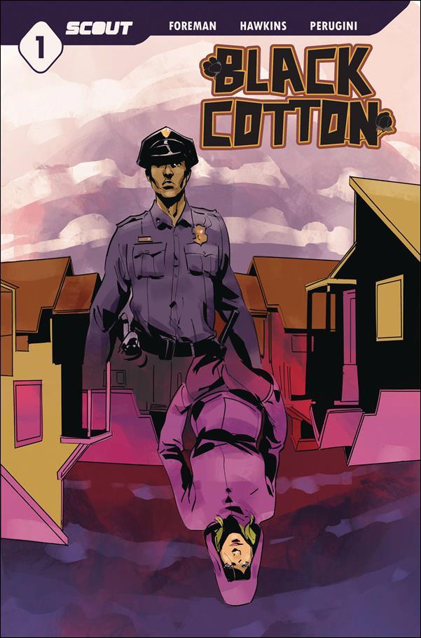 Black Cotton 1-A by Scout Comics