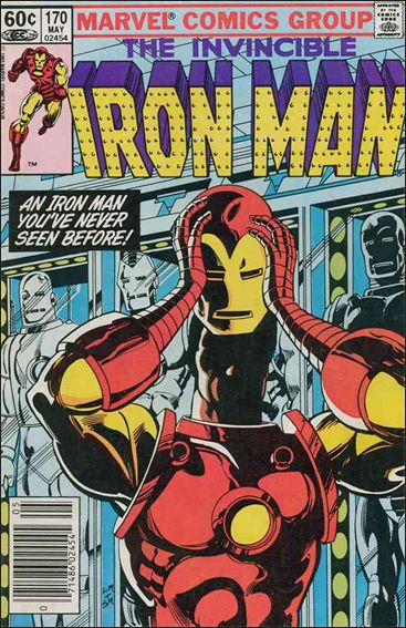 Iron Man (1968) 170-A by Marvel