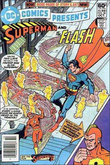 DC Comics Presents (1978) 38-A by DC