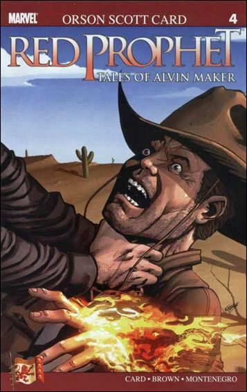 Red Prophet: The Tales of Alvin Maker (2006/03) 4-A by Dabel Brothers (DB) Productions