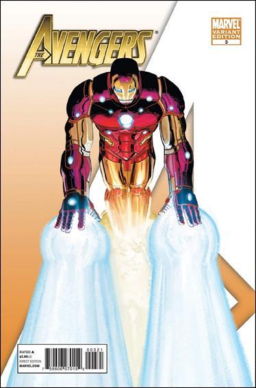 Avengers (2010) 3-B by Marvel