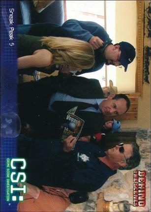 CSI: Crime Scene Investigation - Series Two (Base Set) 95-A
