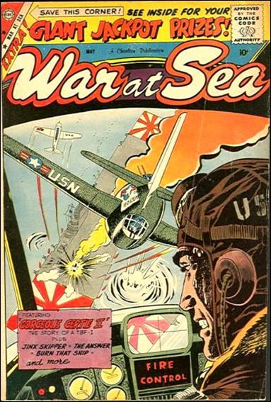 War at Sea 30-A by Charlton