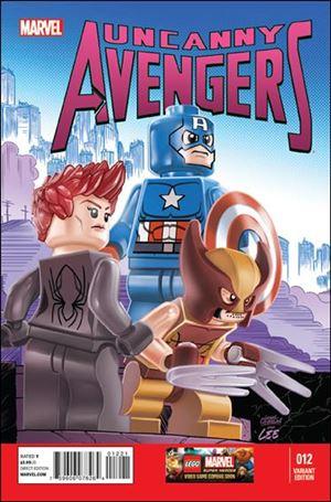 Uncanny Avengers (2012) 12-B