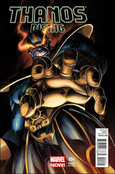 Thanos Rising 4-B by Marvel