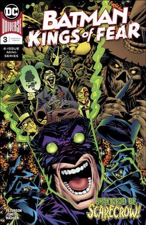 Batman: Kings of Fear 3-A