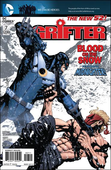 Grifter (2011) 7-A by DC