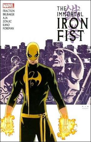 Immortal Iron Fist Complete Collection 1-A