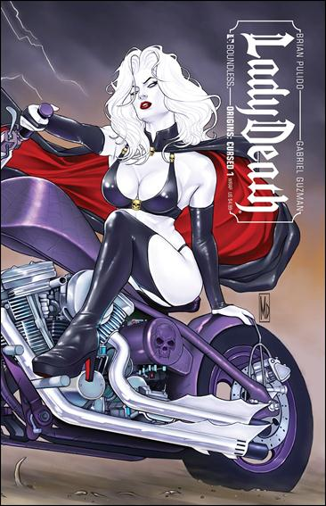 Lady Death Origins: Cursed 1-B by Boundless Comics