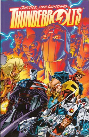 Thunderbolts: Justice Like Lightning 1-A by Marvel