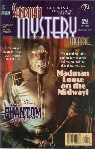 Sandman Mystery Theatre 42-A by Vertigo