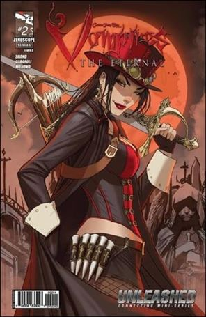 Grimm Fairy Tales Presents Vampires: The Eternal 2-A