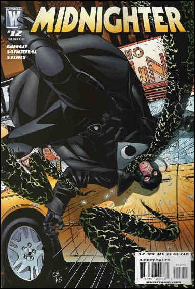 Midnighter (2007) 12-A by WildStorm