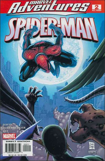 Marvel Adventures Spider-Man (2005) 2-A by Marvel