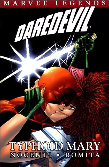 Daredevil Legends 4-A by Marvel